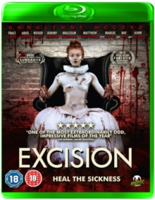 Excision, Blu-ray  BluRay