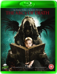 The ABCs of Death, Blu-ray