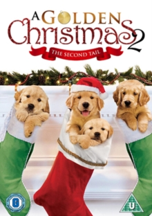 A   Golden Christmas 2, DVD