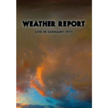 Weather Report: Live in Germany 1971, DVD