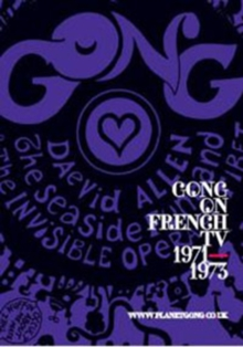 Gong: French TV 1971-73, DVD