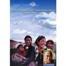 H.H. The Dalai Lama: Contentment, Joy and Living Well, DVD  DVD