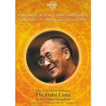 H.H. The Dalai Lama: A Message of Peace and Compassion, DVD