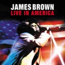 James Brown: Live in America, DVD
