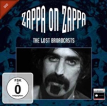 Frank Zappa: Lost Broadcasts, DVD