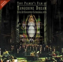 Tangerine Dream: Live at Coventry Cathedral, DVD  DVD