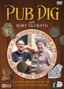 Pub Dig With Rory McGrath, DVD