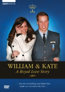William and Kate: A Royal Love Story, DVD  DVD