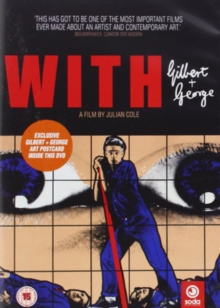 With Gilbert and George, DVD  DVD