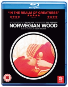 Norwegian Wood, Blu-ray