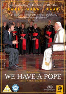 We Have a Pope, DVD