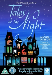 Tales of the Night, DVD