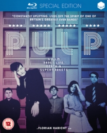 Pulp: A Film About Life, Death, and Supermarkets, Blu-ray  BluRay