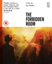The Forbidden Room, Blu-ray