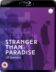 Stranger Than Paradise, Blu-ray