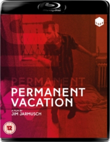 Permanent Vacation, Blu-ray
