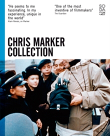 The Chris Marker Collection, Blu-ray BluRay