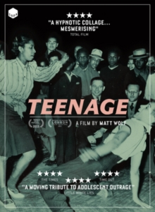 Teenage, DVD