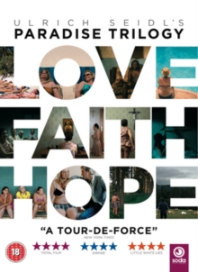 Paradise: Love/Faith/Hope, DVD