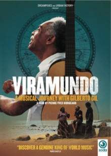 Viramundo - A Musical Journey With Gilberto Gil, DVD