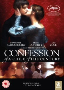 Confession of a Child of the Century, DVD