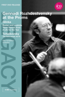 Rozhdestvensky at the Proms - Glinka/Tchaikovsky, DVD