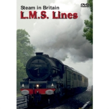 Steam in Britain: LMS Lines, DVD