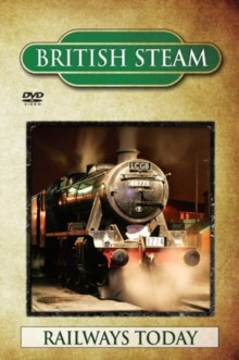 British Steam: Railways Today, DVD  DVD
