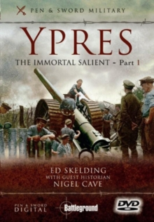 Ypres - The Immortal Salient: Part 1, DVD