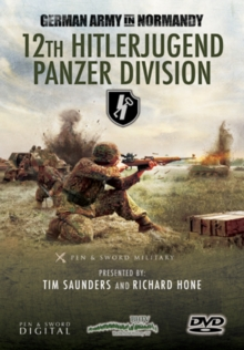 German Army in Normandy - 12th Hitlerjugend Panzer Division, DVD