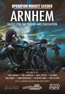 Operation Market Garden: Arnhem - Battle for the Island and..., DVD  DVD