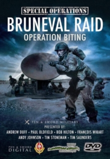 Special Operations - Bruneval Raid, DVD