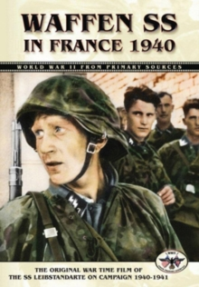 Waffen SS in France 1940, DVD