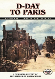 D-day to Paris, DVD  DVD