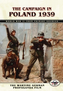 The Campaign in Poland 1939, DVD