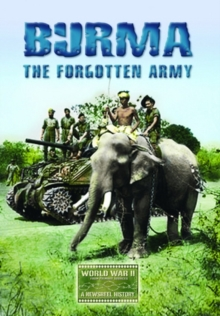 Burma: The Forgotten Army, DVD  DVD