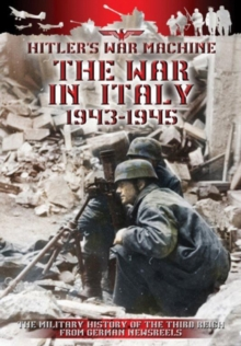 The War in Italy, DVD