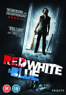 Red White and Blue, DVD