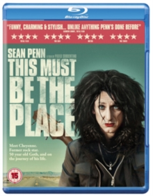 This Must Be the Place, Blu-ray