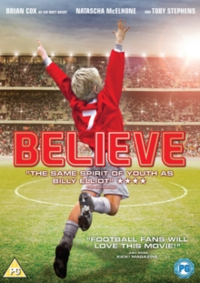 Believe - Theatre of Dreams, DVD