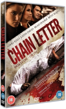 Chain Letter, DVD