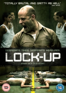 Lock Up, DVD