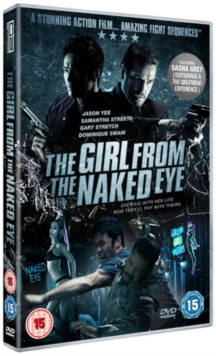 The Girl from the Naked Eye, DVD