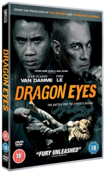 Dragon Eyes, DVD