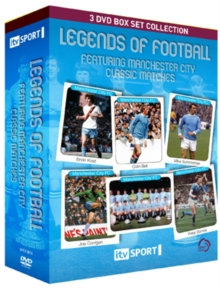 Manchester City: Legends of Football - Classic Matches, DVD