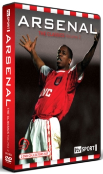 Arsenal FC: The Classics - Volume 2, DVD DVD