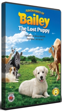 Adventures of Bailey: The Lost Puppy, DVD