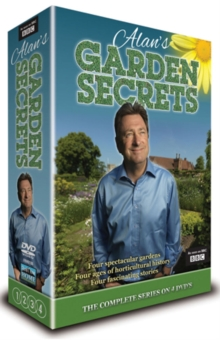Alan Titchmarsh: Alan's Garden Secrets - The Complete Series, DVD DVD