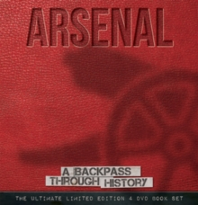 Arsenal FC: Backpass Through History, DVD