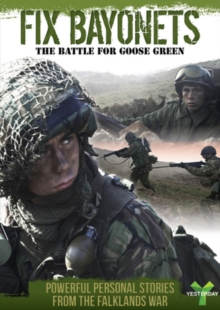 Fix Bayonets - The Battle for Goose Green, DVD